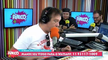 Tonico Pereira - Pânico - 20/07/18