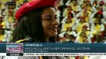 Venezuela: Maduro llama a modernizar el sistema de salud pública