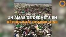 Un amas de déchets hallucinant en République Dominicaine