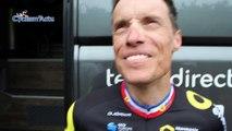 Tour de France 2018 - Sylvain Chavanel a dépassé les 60 000 km en course sur le Tour de France