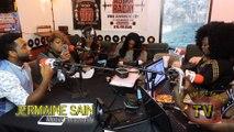 Jermaine Sain  Speaks about Social Media Trolls