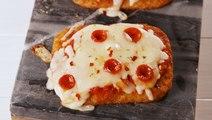 These Mini Tater Tot Pizzas Are Genius