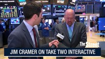 Jim Cramer on Take Two Interactive: People Continue to Underestimate the Grand Theft Auto Franchise