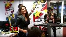 Mandinga - Ce poveste   ProFM LIVE Session - New 2017