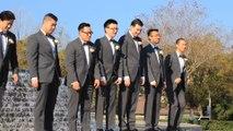 Deseos de una fotógrafa por conseguir una instantánea diferente casi arruinan una boda