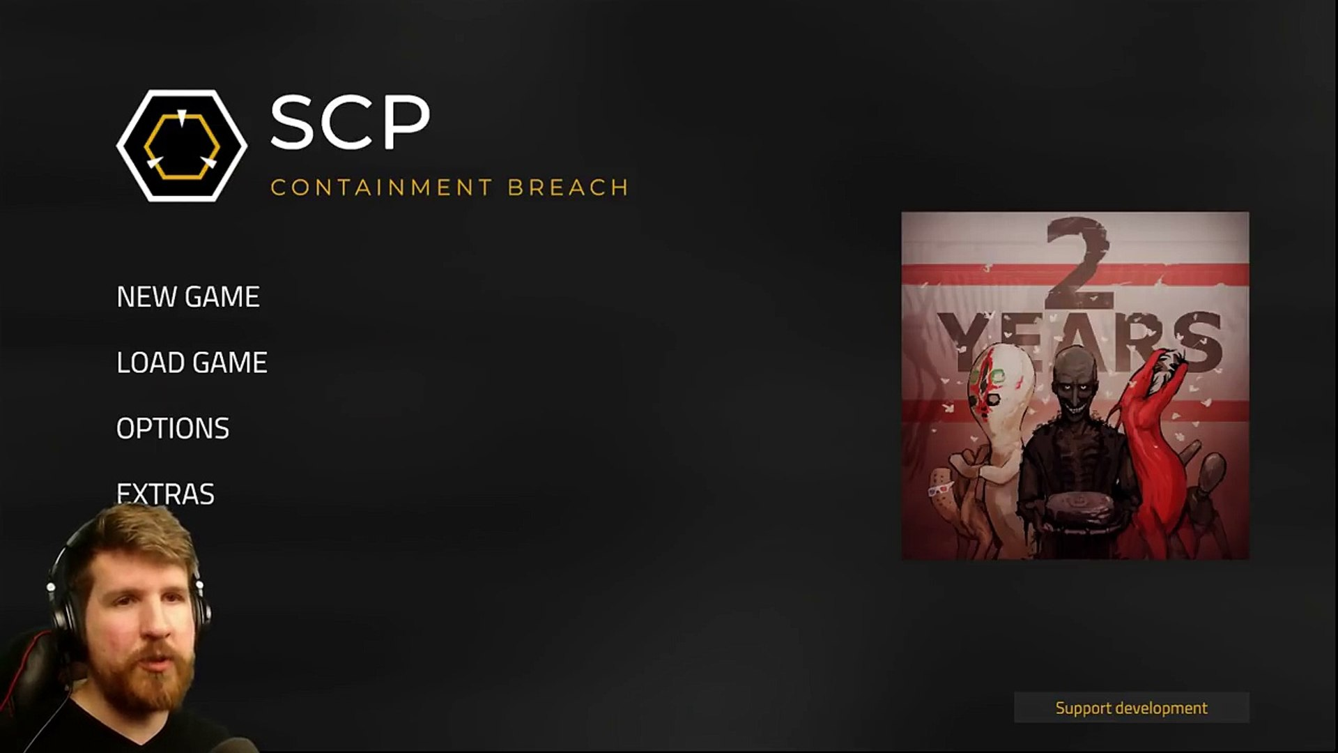 NEW SCPs - SCP: Containment Breach Unity Remake v0 5 8