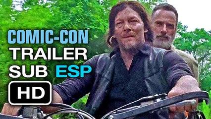 The Walking Dead TEMPORADA 9 | Trailer SUBTITULADO Español (HD) Comic-Con 2018 #SDCC