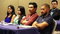 Experto cubano capacitó a periodistas sobre manejo de información de fenómenos climáticos