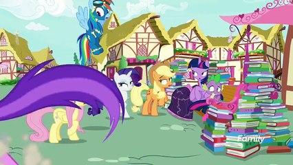My Little Pony Season 8 Episode 18 - Yakity Sax HD