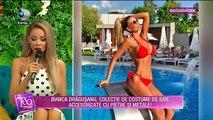 Teo Show (20.07.2018) -  Bianca Dragusanu, colectie de costume de baie! Partea 3