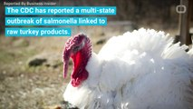 90 People Sickened By Salmonella Traced To Raw Turkey
