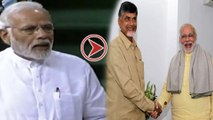వైయస్సార్ కాంగ్రెస్ పార్టీ వ్యూహంలో చిక్కుకోవద్దని చంద్రబాబుకు చెప్పాం:  మోడీ