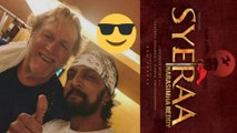 Kiccha Sudeep Reveals Details Of SyeRaa