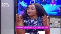 EPSYs Awards Survivors Abused By Larry Nassar