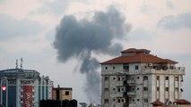 Ισραηλινοί βομβαρδισμοί στη Λωρίδα της Γάζας