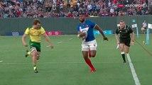 (Résumé) Australie / France - 1/8 Finale Coupe du Monde Rugby à 7
