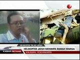 Helikopter TNI AD untuk Pengamanan Acara Presiden Jatuh