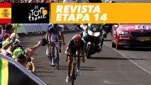 Revista - Etapa 14 - Tour de France 2018