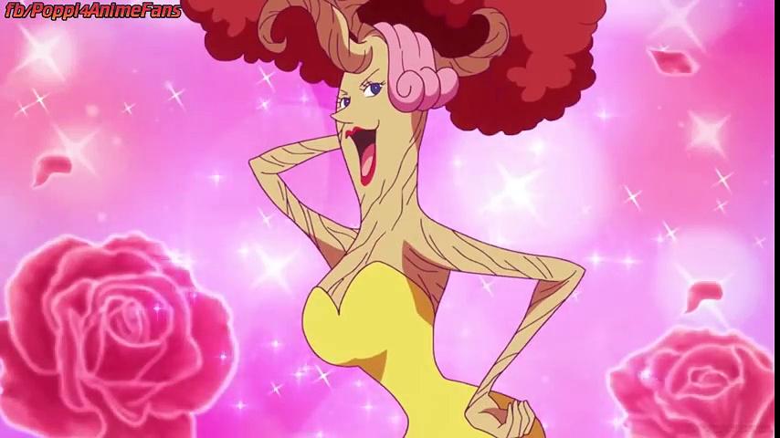 Big Mom's Prometheus Kills Kingbaum, Big Mom Vs Straw Hats, One Piece Ep 845