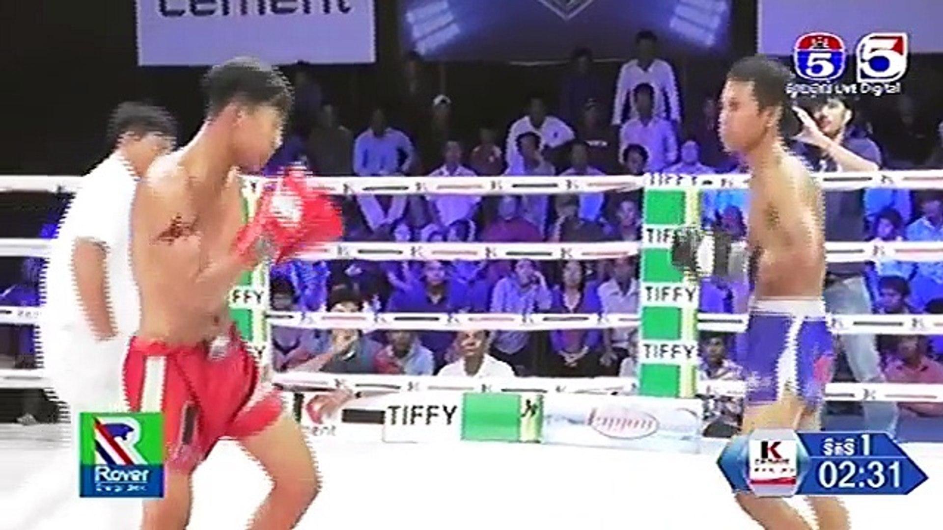 Meun Mekhea, Cambodia vs Cambodia, Koy Chantau, 21 July 2018, International Boxing, Khmer Boxing