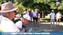 Boules : c'est parti pour sept jours de jeu Provençal au Parc Borély à Marseille