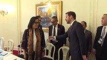 Albayrak'tan Buenos Aires'te Yoğun Mesai - (Endonezya ve Almanya Maliye Bakanı ile Görüşme) -...