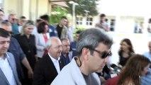 Kılıçdaroğlu, Akaydın'a geçmiş olsun ziyaretinde bulundu - ANTALYA