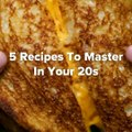 Here are the 5 recipes every person should master in their 20s ✨Need some new cooking gear? There are TONS of kitchen products on sale for Prime Day right now