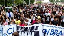 Marche blanche à Beaumont-sur-Oise : deux ans après la mort d'Adama, ils réclament justice