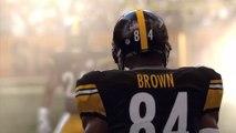 Madden NFL 19 - Antonio Brown en couverture