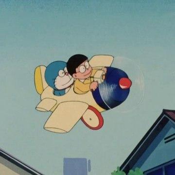 Doraemon - O avión-triciclo