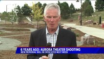 Vigil Held to Mark Six Years Since Aurora Theater Shooting