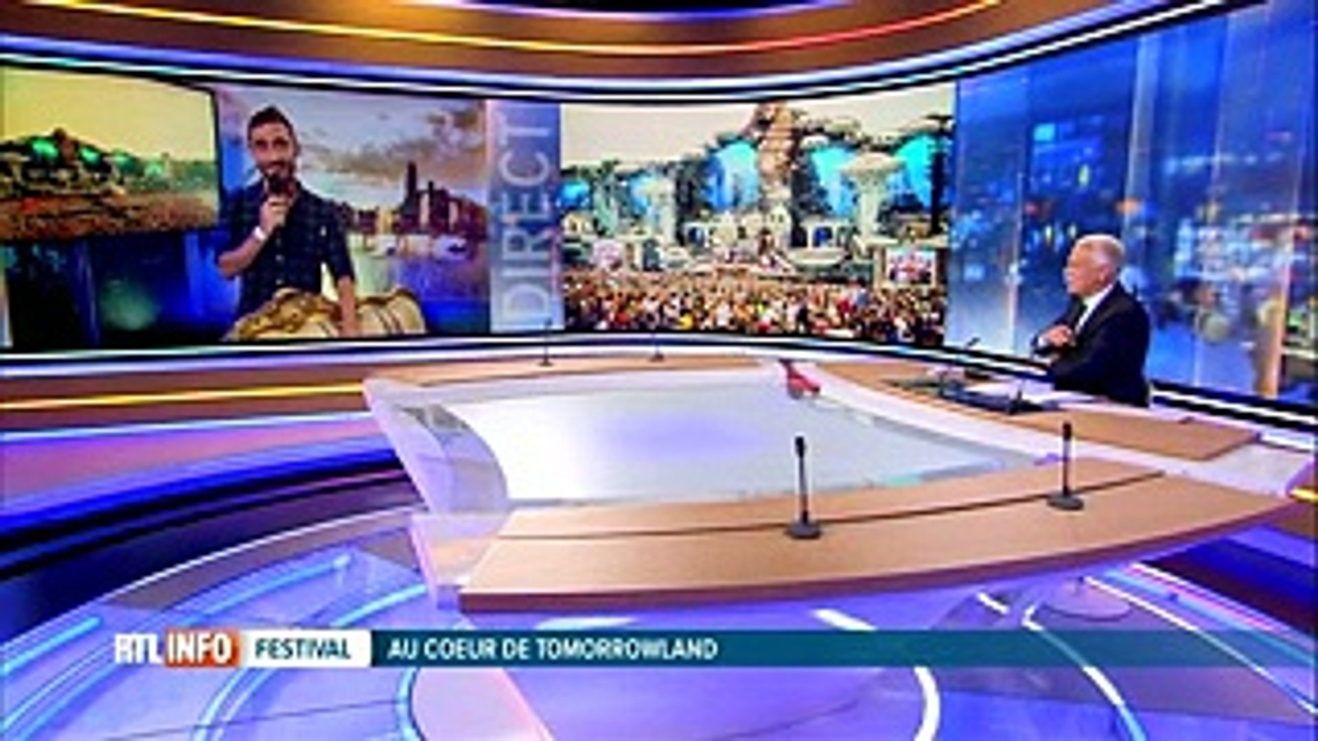 Infos en direct de la 2e journée de Tomorrowland