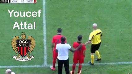 Nice : Attal obtient un penalty après son entrée en jeu