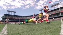 (Résumé) France / Australie - 1/2 Finale Coupe du Monde Rugby à 7 Féminin