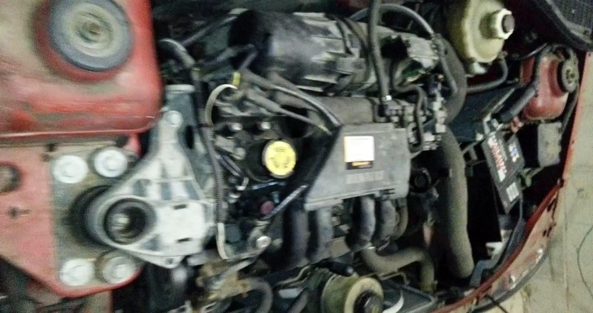 Renault Clio I Phase 3 1997 1.2i (58bhp, D7F 8v) Engine trouble