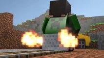 ♫ MINECRAFT SONG 'Minecraft Life' Animated Minecraft Music