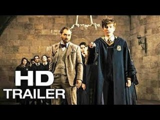Fantastic Beasts 2 First Look   2 2018 Crimes Of Grindelwald Movie Hd Full Movies