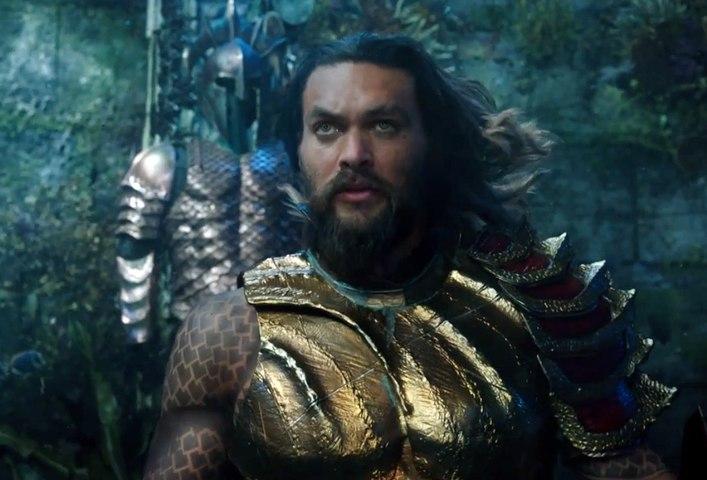 Trailer en español de Aquaman