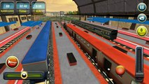 Indian Train Racing Games 3D Multiplayer (Android Gameplay )