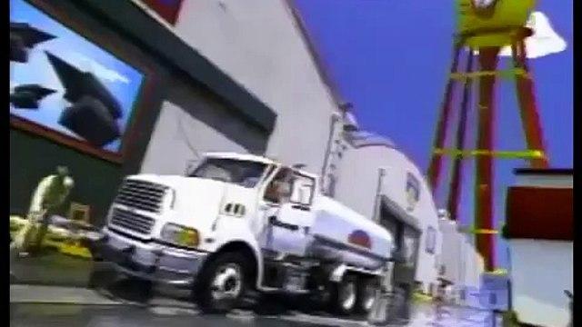 Kids WB! Bumper - ''Erase and Draw!'' (2003)