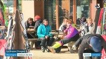 Vosges : interpellations après des vols de skis