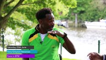 Tony Greyson-Newman 'The Jamaican Kayaksman'  || Exclusive Preview || The Sylbourne Show
