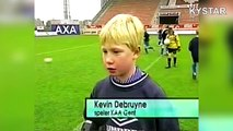 Famous Footballers Playing When They Were Kids | Funny Football and Relax 2018