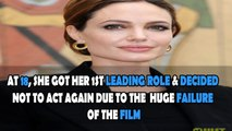Heart touching story of Angelina Jolie Hollywood star heroine anjalina Jolie life autobiography , she suffered a lot in her child hood  and her story is a good motivation and inspiration to youth children students