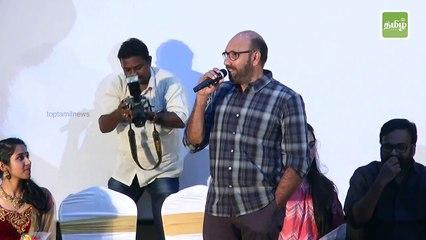 அடேங்கப்பா!! - Mammootty & Sathyaraj Emotional Speech - TTN