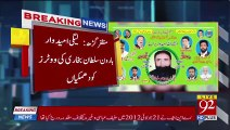PML-N Candidate Openly Threatening to Voters