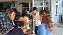 Samsun'da KPSS'ye geç kalanlar gözyaşı döktü