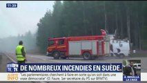 En Suède, déjà 20.000 hectares de forêt ravagés par des incendies