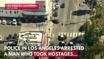 Gunman Arrested After Deadly Hostage Standoff In Los Angeles